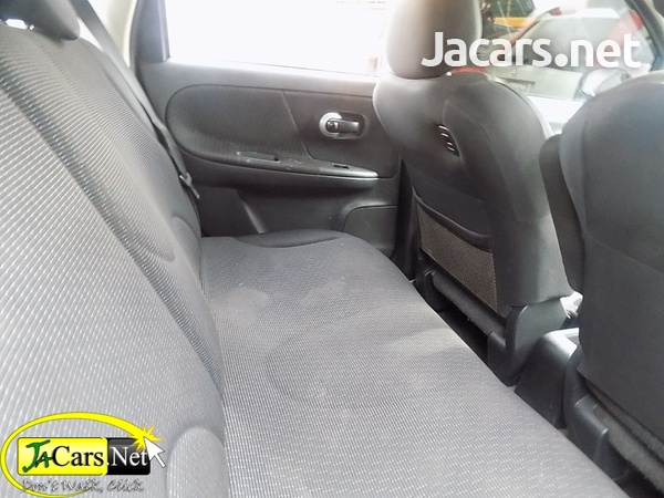 Nissan Note 1,2L 2009-2