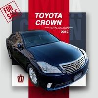 Toyota Crown 3,0L 2012