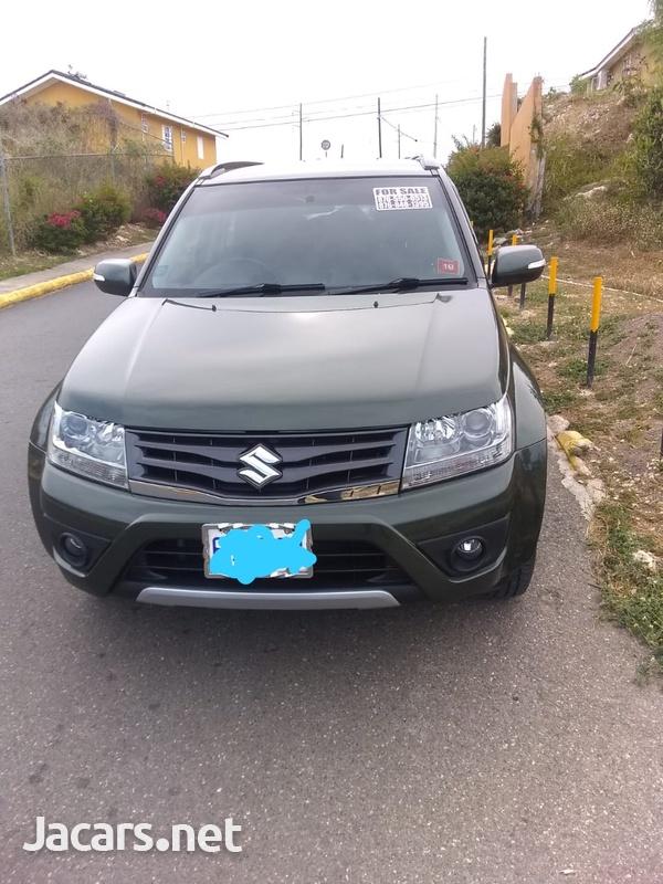 Suzuki Grand Vitara 2,0L 2015-5