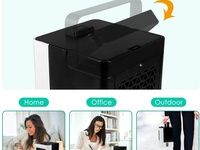 Portable Air Conditioner and Sanitizer -4 in1 AC