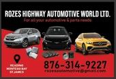 Rozes Highway Automotive World LTD