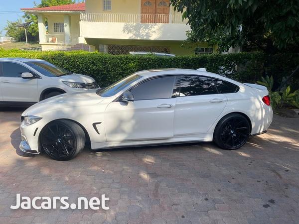 BMW 4-Series 2,0L 2016-7