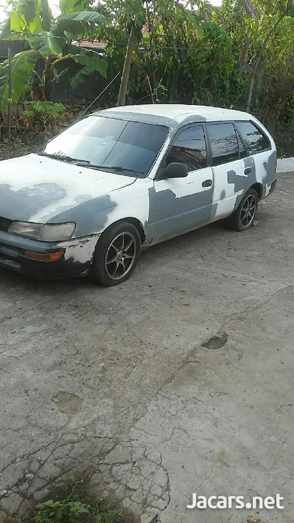 Toyota Corolla 2,0L 1998-2