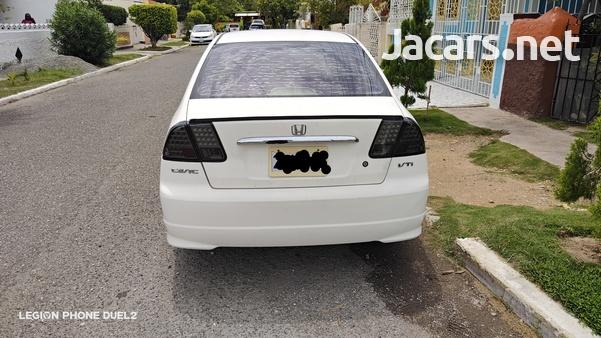 Honda Civic 1,6L 2004-1
