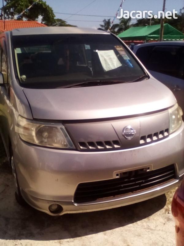 Nissan Serena 2,0L 2007-1