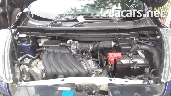 Nissan Juke 1,5L 2015-8