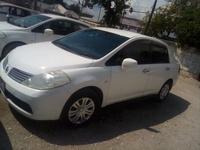 Nissan Tiida 1,6L 2007