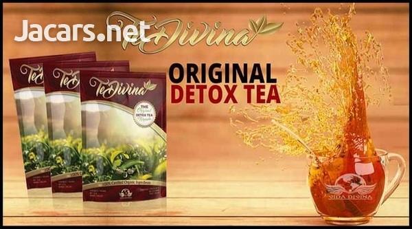 The Detox Center proprietor is a registered affiliate of the VIDA DIVINA brand.-1