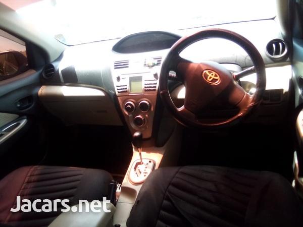 Toyota Belta 1,3L 2008-4