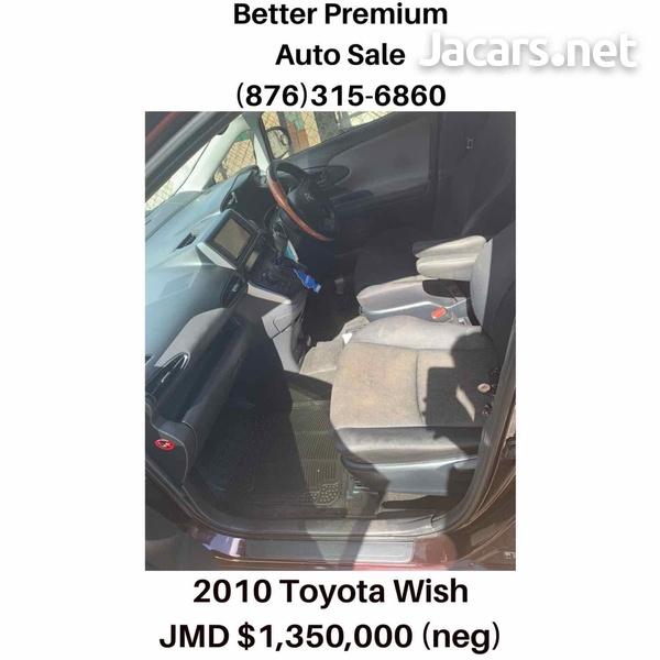 Toyota Wish 1,8L 2010-4