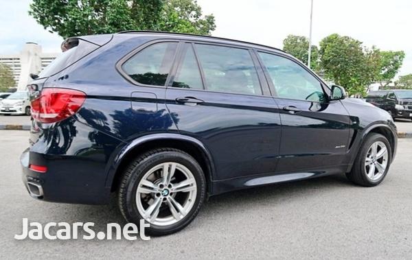 BMW X5 3,0L 2015-10