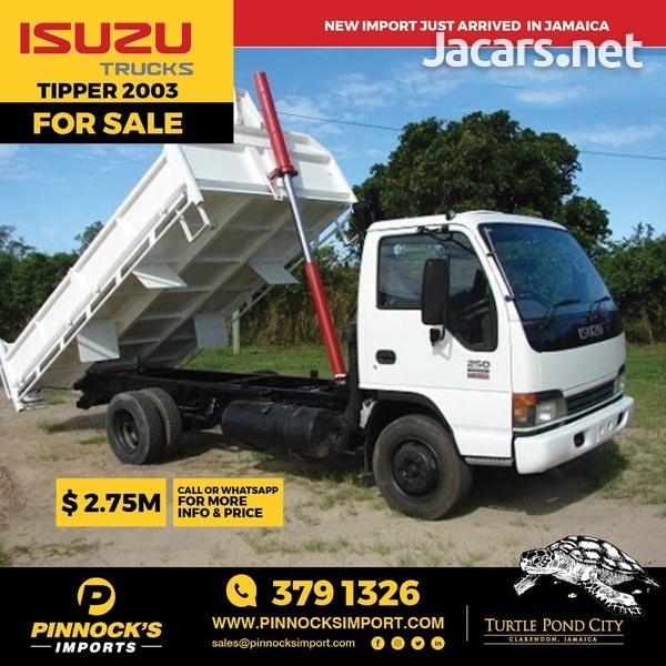 2003 Isuzu Tipper Truck-7