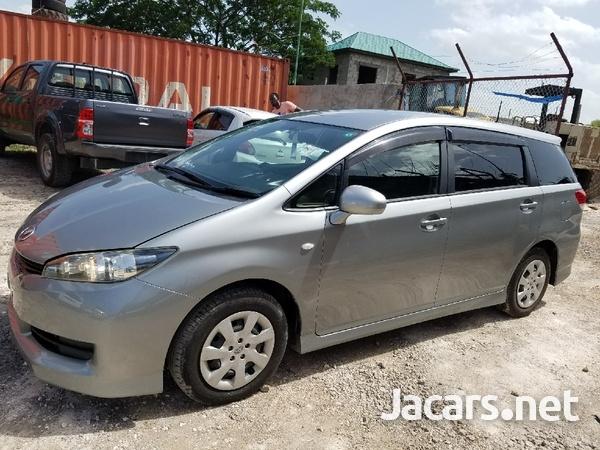 Toyota Wish 2,0L 2012-2