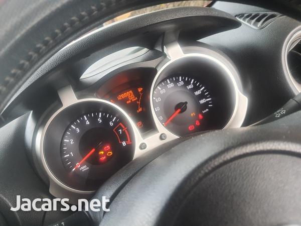 Nissan Juke 1,6L 2014-16