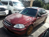 Honda Civic 1,5L 1996