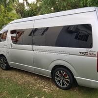 Toyota Hiace 2,7L 2013