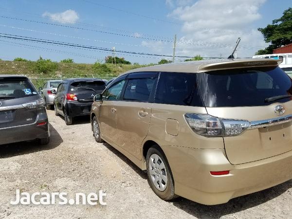 Toyota Wish 2,0L 2013-2
