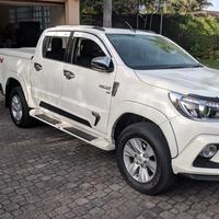 Toyota Hilux 2,8L 2018