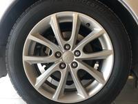 Stock Subaru rims + tyres