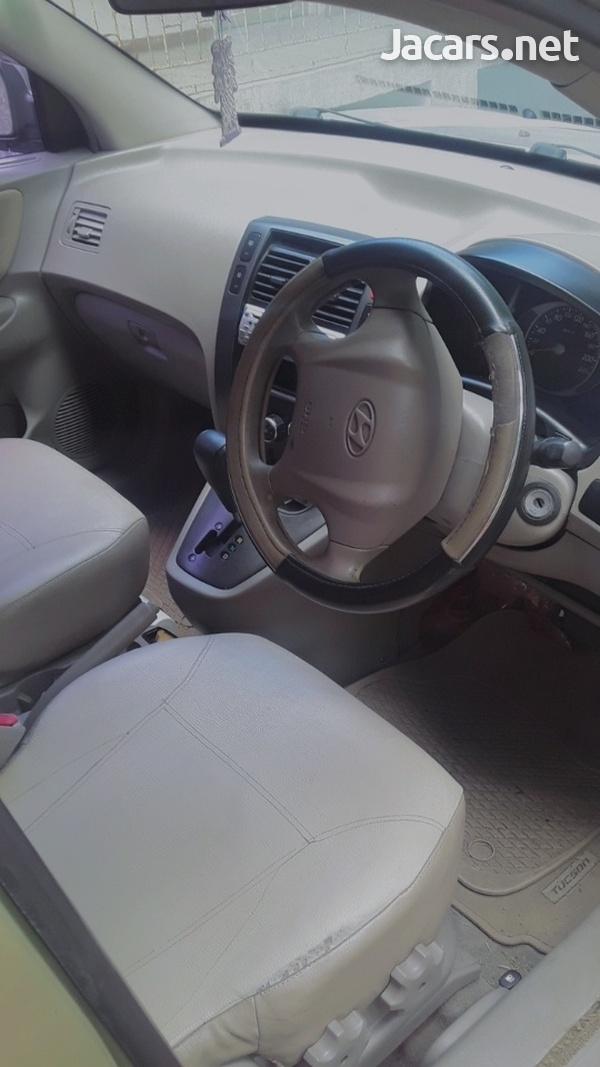 Hyundai Tucson 2,0L 2005-7