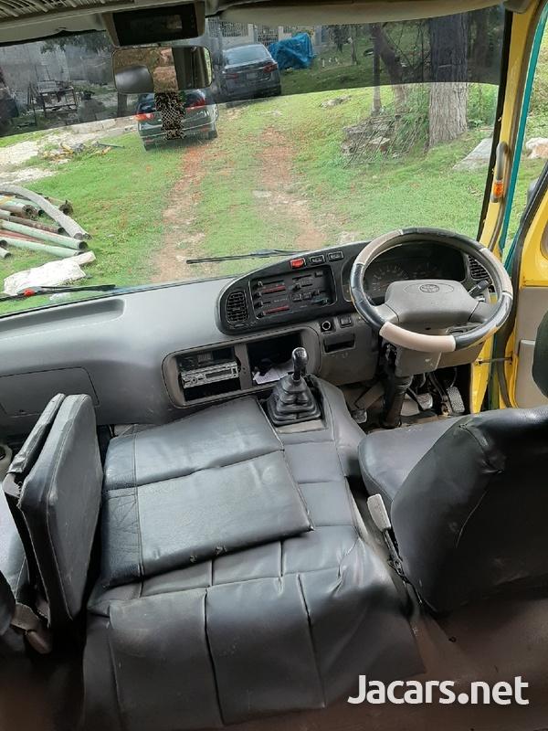 2003 Toyota Coaster Bus-4