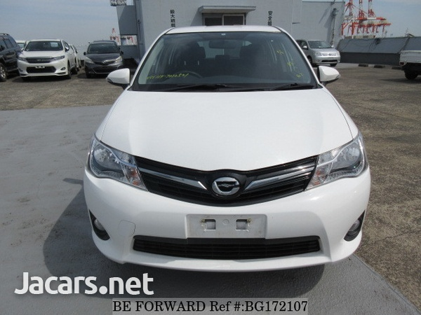 Toyota Fielder 1,5L 2014-5