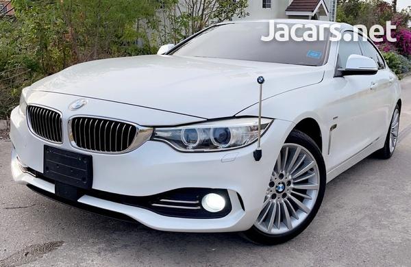 BMW 4-Series 2,0L 2014-2