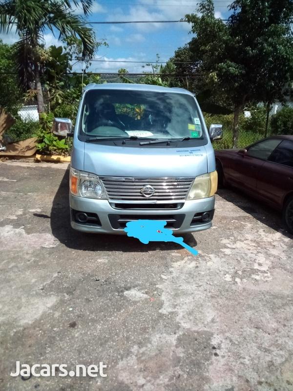 Nissan Caravan 2,0L 2009-4