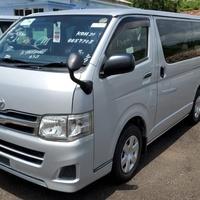 Toyota Hiace 3,0L 2012