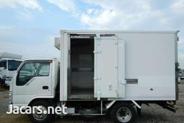 2008 Isuzu Elf Freezer Truck-4