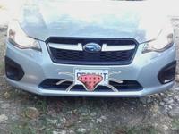 Subaru Impreza 7,0L 2014
