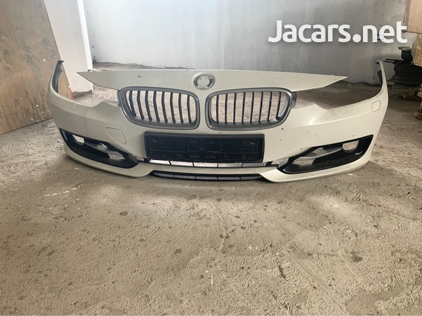 2013-2016 bmw 3 series front bumper and back bumper-1