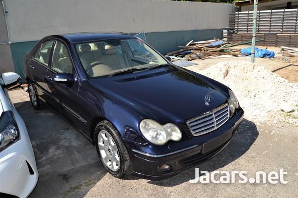 Mercedes-Benz C-Class 1,7L 2006-1