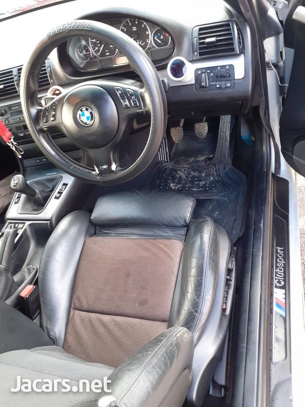BMW 3-Series 2,4L 2002-7