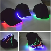 LED Light Hat