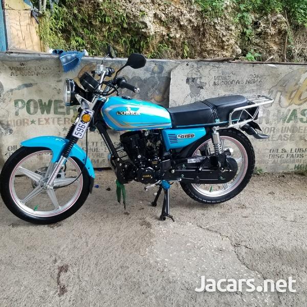 CG 150 Cobra Bike-2