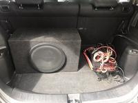 JL Audio 10 Inch Subwoofer and B52 5 Channel 1400 Watt Amp