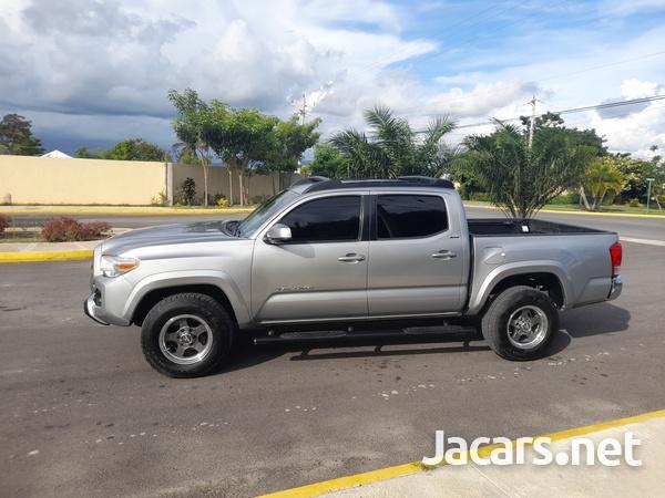 Toyota Tacoma 2,7L 2016-14