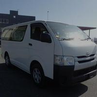 Toyota Hiace 2,5L 2016