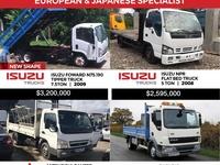 Isuzu / DAF / MITSUBISHI TRUCKS