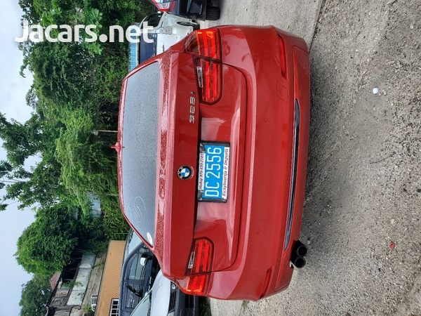 BMW 3-Series 2,0L 2012-13