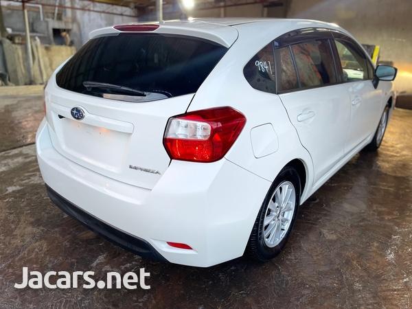 Subaru Impreza 1,6L 2015-10