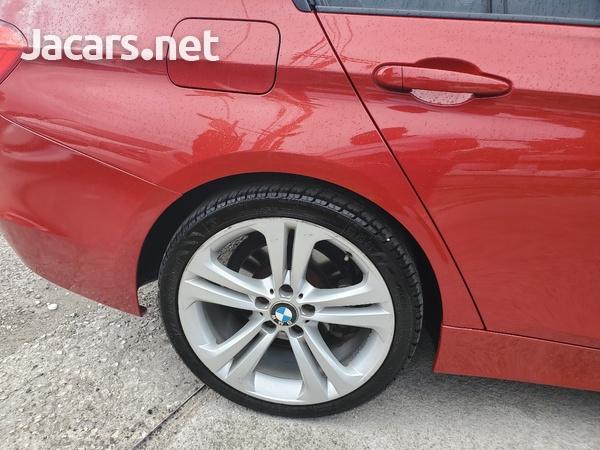 BMW 3-Series 2,0L 2012-14