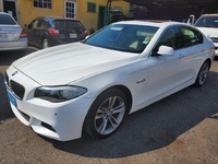 BMW 5-Series 1,0L 2013