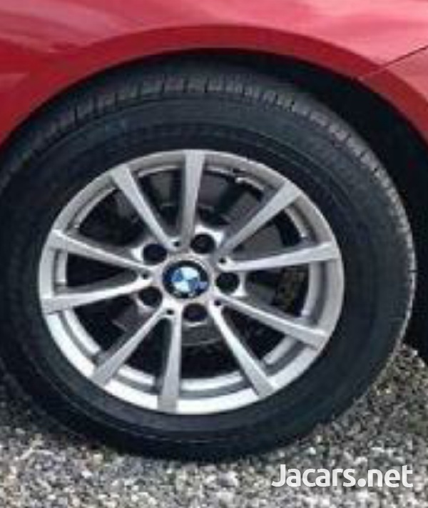 16 inch Factory BMW rims and tyres-1