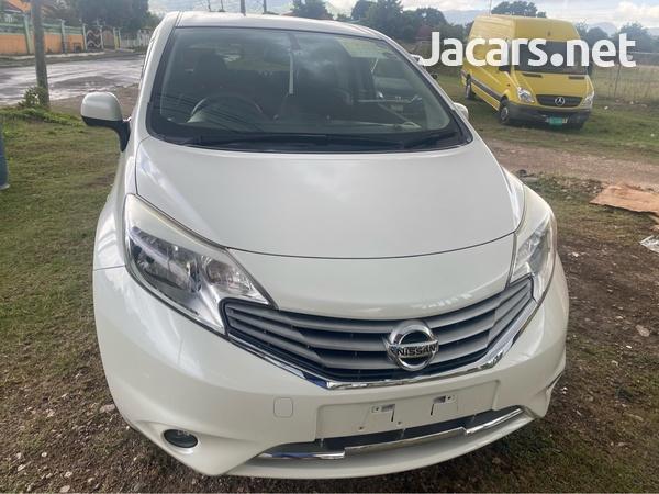 Nissan Note 1,0L 2014-1