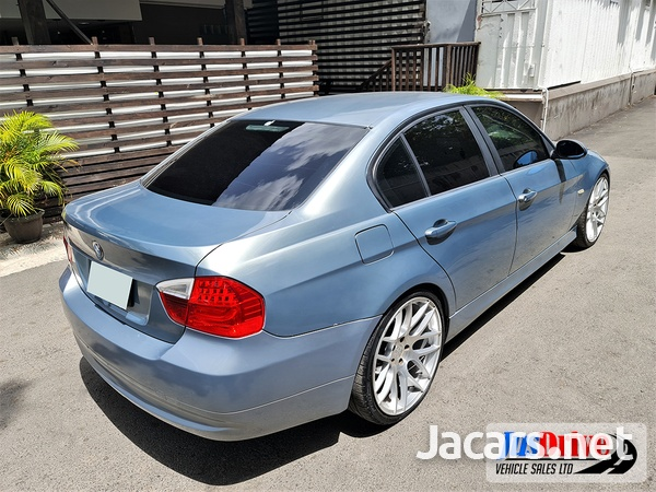 BMW 3-Series 2,0L 2007-6