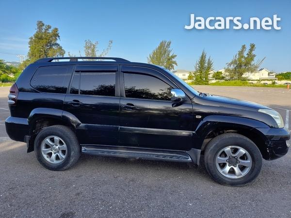 Toyota Prado 3,0L 2007-6