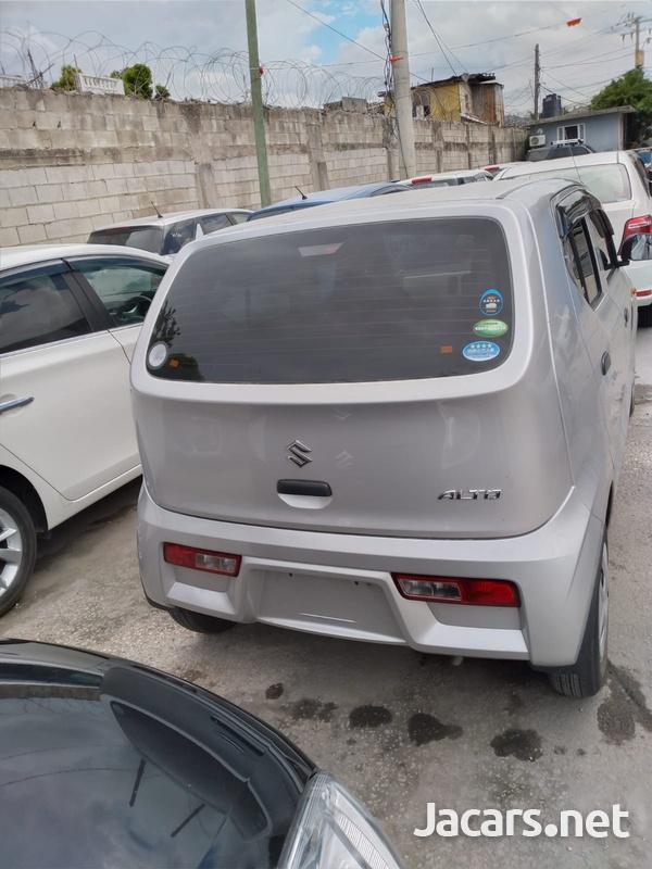Suzuki Alto 0,6L 2016-5