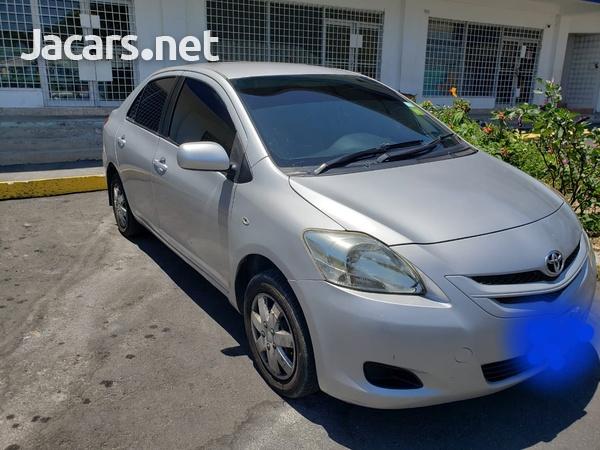 Toyota Yaris 1,5L 2011-7